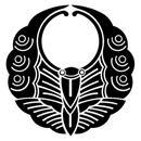 浮線蝶(ふせんちょう)